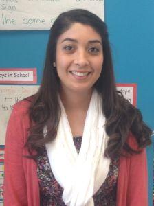 Brenda Ramirez (Ms. Lidstone)